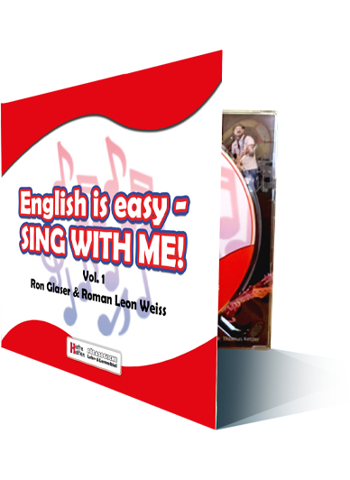 CD - English is easy – SING WITH ME!